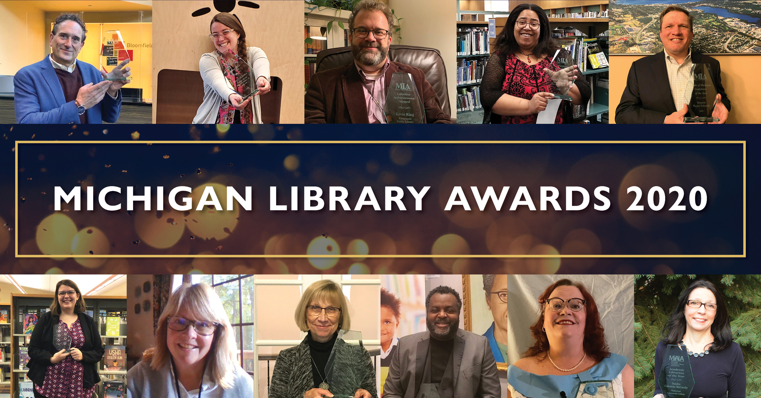 Michigan Library Awards