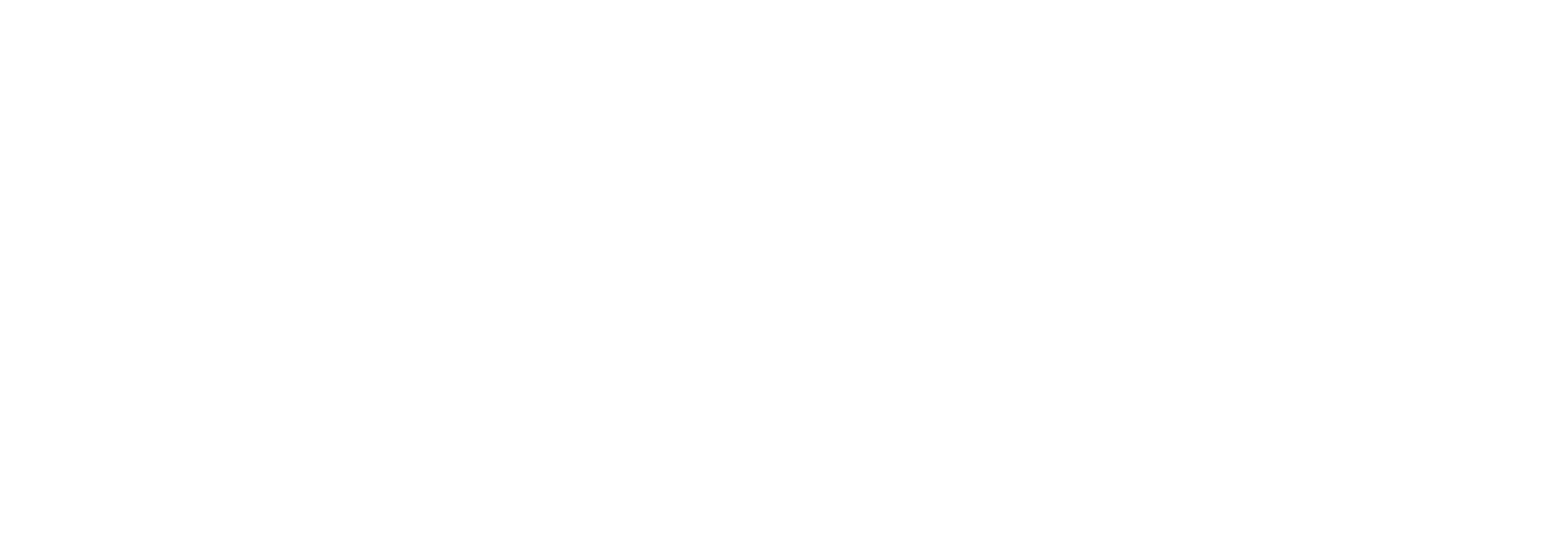 MLA logo in all white